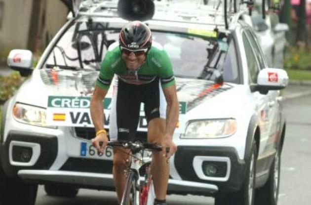 Alejandro Valverde (Caisse d'Epargne).