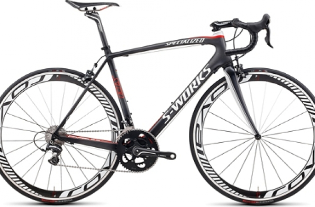 2011 Specialized S-Works Tarmac SL3 Dura-Ace.