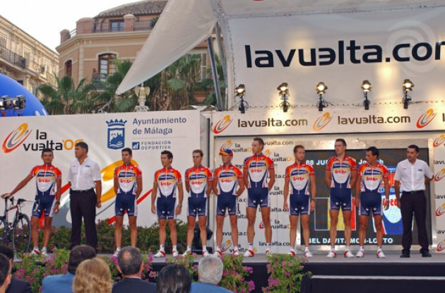 Davitamon Lotto. Photo copyright Roadcycling.com.