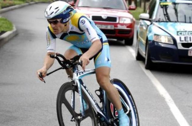 Levi Leipheimer (Team Astana).