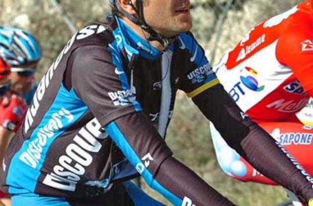 Ivan Basso.