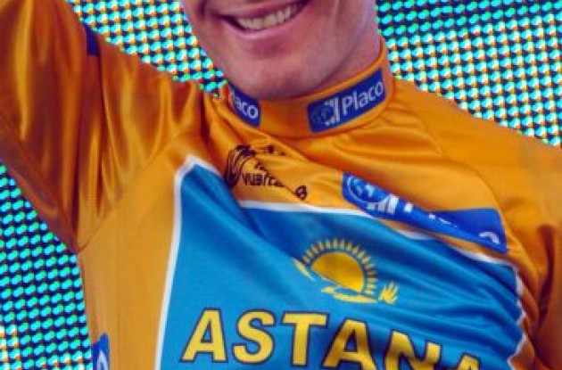 Leipheimer is golden!
