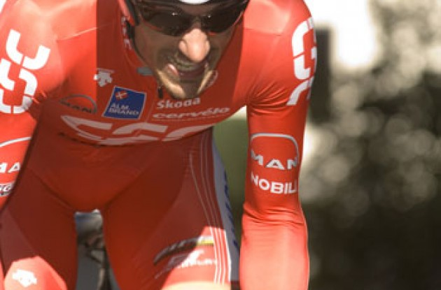 Fabio Cancellara. Photo copyright Roadcycling.com.