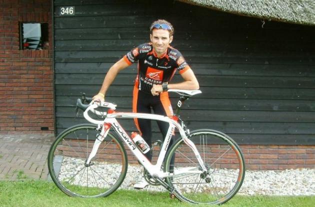 Alejandro Valverde (Team Caisse d'Epargne) - 2009 La Vuelta a Espana.