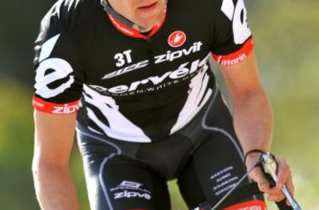 Andreas Klier. Photo by Tim de Waele.