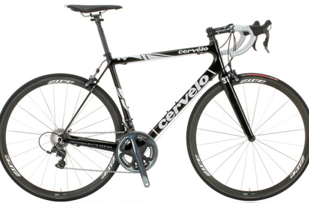 Cervelo R3 SL road bike.