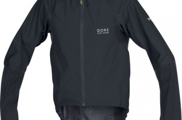Gore Bike Wear Oxygen IV cycling jacket.
