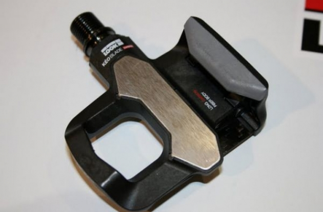 LOOK Keo Blade Carbon TI bike pedals.