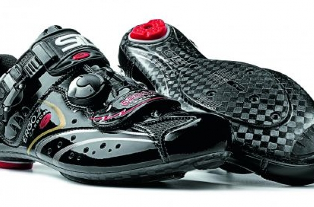 SIDI Ergo 2 Carbon cycling shoes.