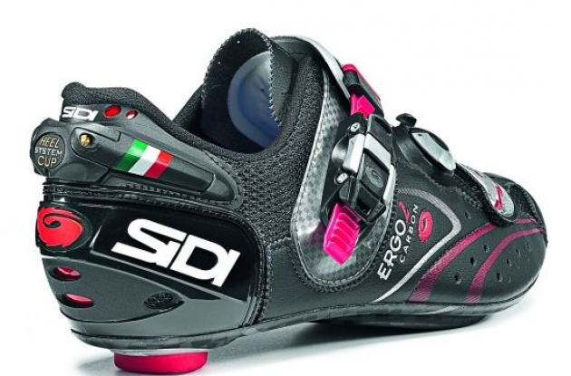 SIDI Ergo 2 Carbon cycling shoe.