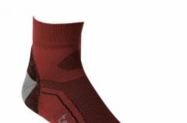 Teko tekopoly men's minicrew bicycling socks.