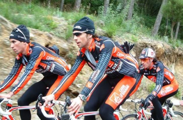 Xabier Zandio (Team Caisse d'Epargne).