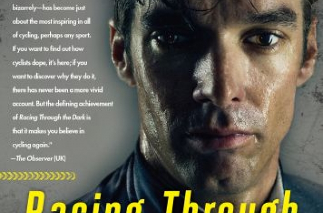 Review of David Millar's book Racing Through The Dark - in bookstores now.