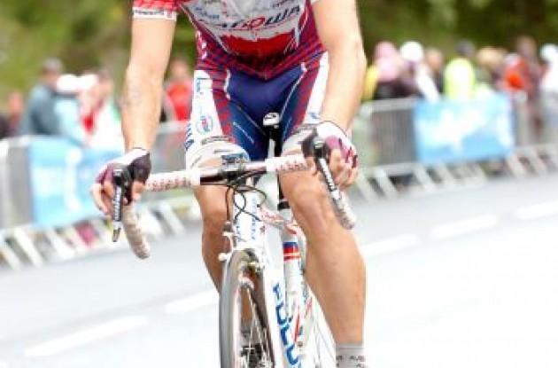 Alexandr Kolobnev (Team Katusha). Photo Fotoreporter Sirotti.