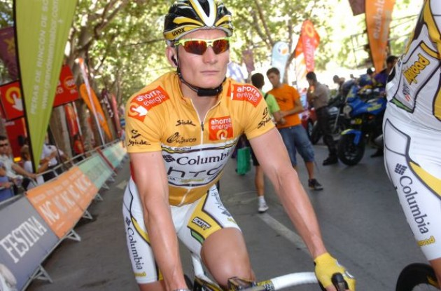 Germany's Andre Greipel. Photo copyright Fotoreporter Sirotti.
