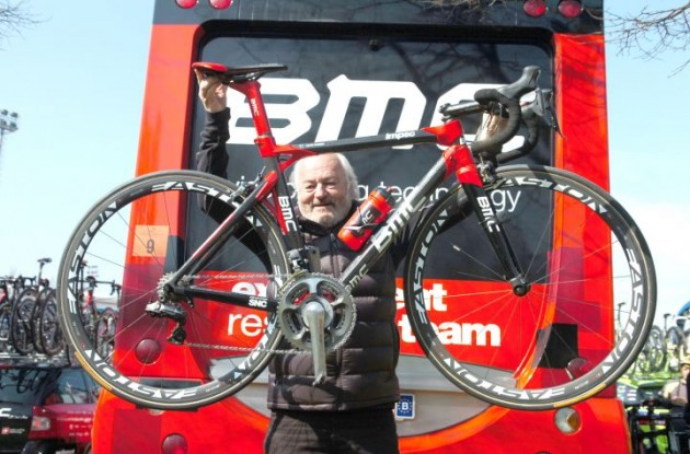 Team owner Andy Rihs has been throwing money at his BMC Racing team like a rap star at a strip bar.