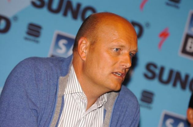 Team Saxo Bank owner Bjarne Riis has announced the team's line-up for the Giro d'Italia 2012. Photo Fotoreporter Sirotti.