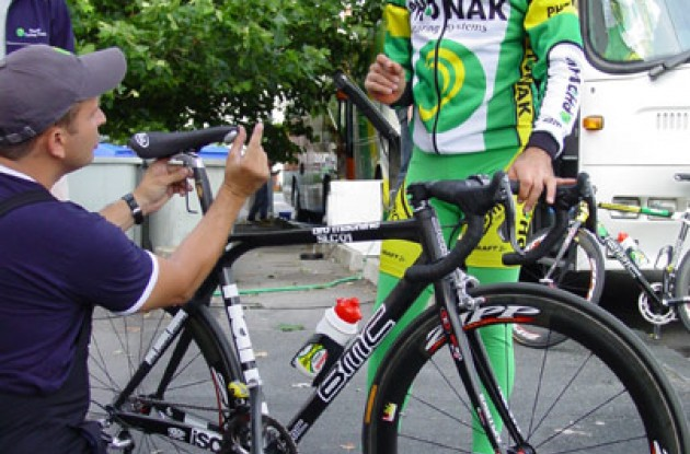 Santiago Botero (Phonak). Photo copyright Roadcycling.com.