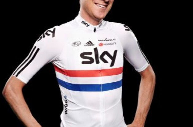 Bradley Wiggins (Team Sky).