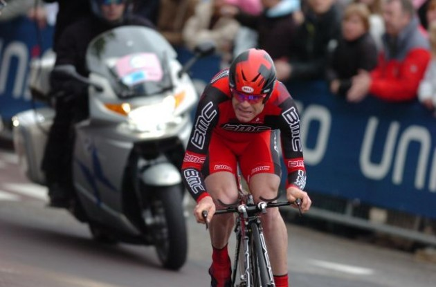 Cadel Evans (Team BMC Racing). Photo copyright Fotoreporter Sirotti.