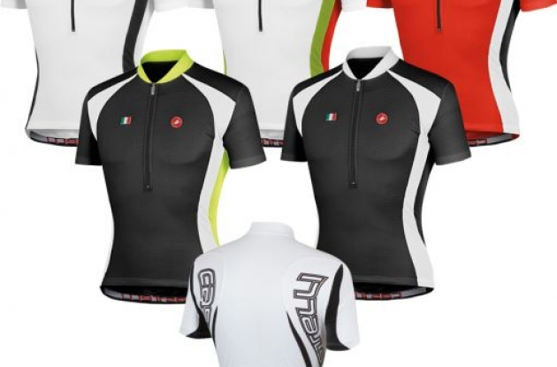 Castelli Podio jersey review.
