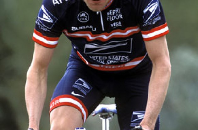 Dave Zabriskie will be a man to watch in 2005. Photo copyright USACycling.