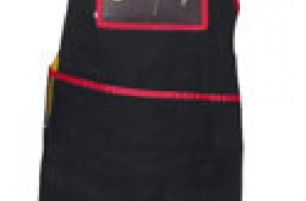 Finishline Apron.