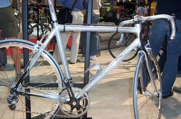 Fondriest Silver Carbon. Photo copyright Roadcycling.com.