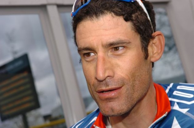 George Hincapie is ready to support Evans in the Tour de France 2010. Photo copyright Fotoreporter Sirotti.