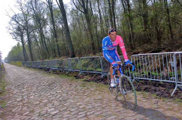 Lampre looking forward to Sunday's major classic: Le Paris-Roubaix.