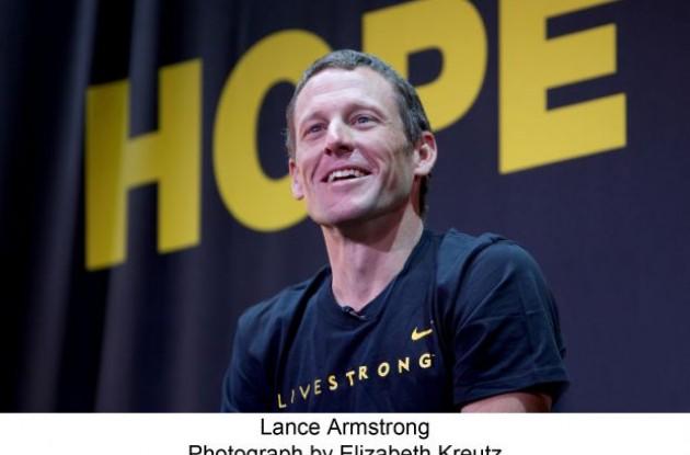 Lance Armstrong (Team RadioShack).