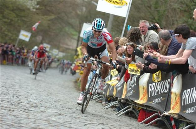 Gate revenue could be just what professional cycling needs. Photo Fotoreporter Sirotti.