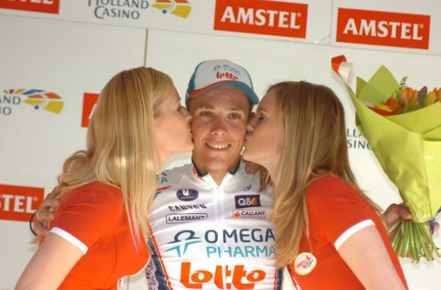 Philippe Gilbert (Team Omega Pharma-Lotto). Photo copyright Fotoreporter Sirotti.