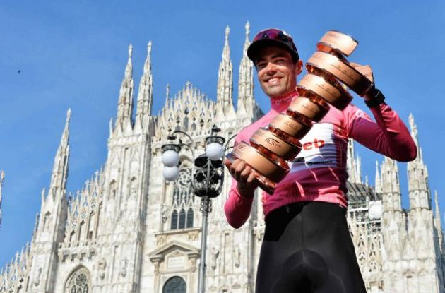 Battle for 2018 Giro d'Italia maglia rosa to begin in Jerusalem