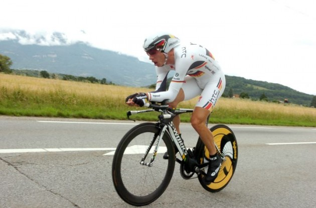 Tony Martin. Photo Fotoreporter Sirotti.