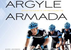 Roadcycling.com reviews Mark Johnson's Argyle Armada : Behind the Scenes of the Pro Cycling Life